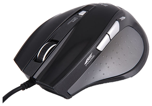 Мышь оптическая zalman zm m400 usb 2500dpi gaming mouse